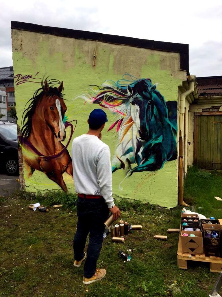 (c) Street Art by Doger