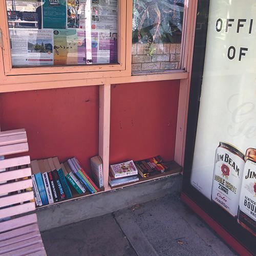 street libraries, lower north shore, north sydney, kurraba road