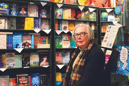 Helen Baxter, Blues Point Books, McMahons Point, Blues Point Road, bookshop, books
