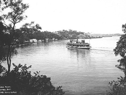 Moments in time: Neutral Bay