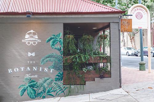 The Botanist Kirribilli, restaurant, local, cocktails, bar, local restaurant, eating out, Sydney, North Sydney