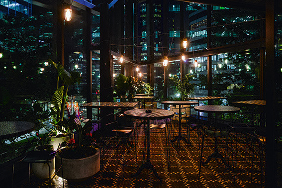 North Sydney, restaurant, rooftop bar, Green Moustache, what's on, northsider