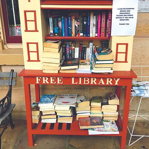 street libraries, lower north shore, kirribilli, kirribilli neighbourhood centre