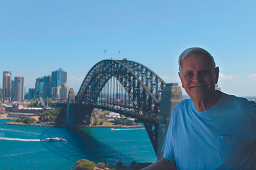 Sydney Harbour, Sydney Harbour Bridge
