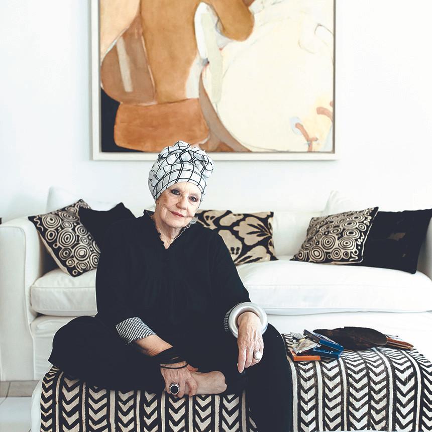 Wendy Whiteley, secret garden, Lavender Bay, artist, Brett Whiteley