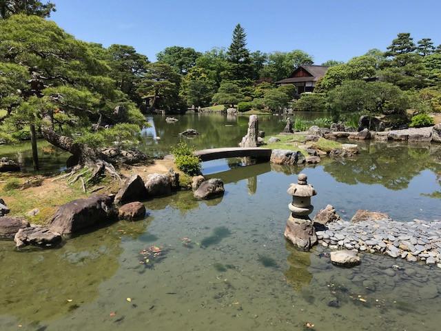 京都 桂離宮5
