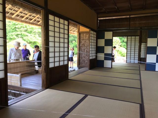 京都 桂離宮7