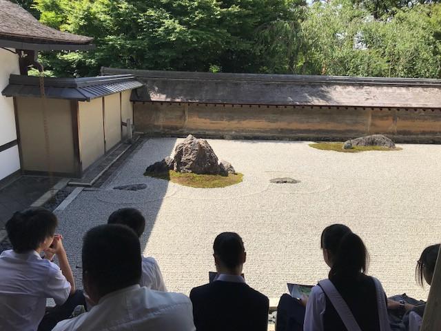 京都 龍安寺6
