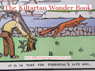 Margaret Gregory and the Kiltartan Wonder Book by Peggy Doherty