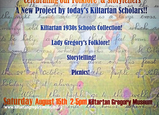 Celebrating Heritage Week at Kiltartan 2020