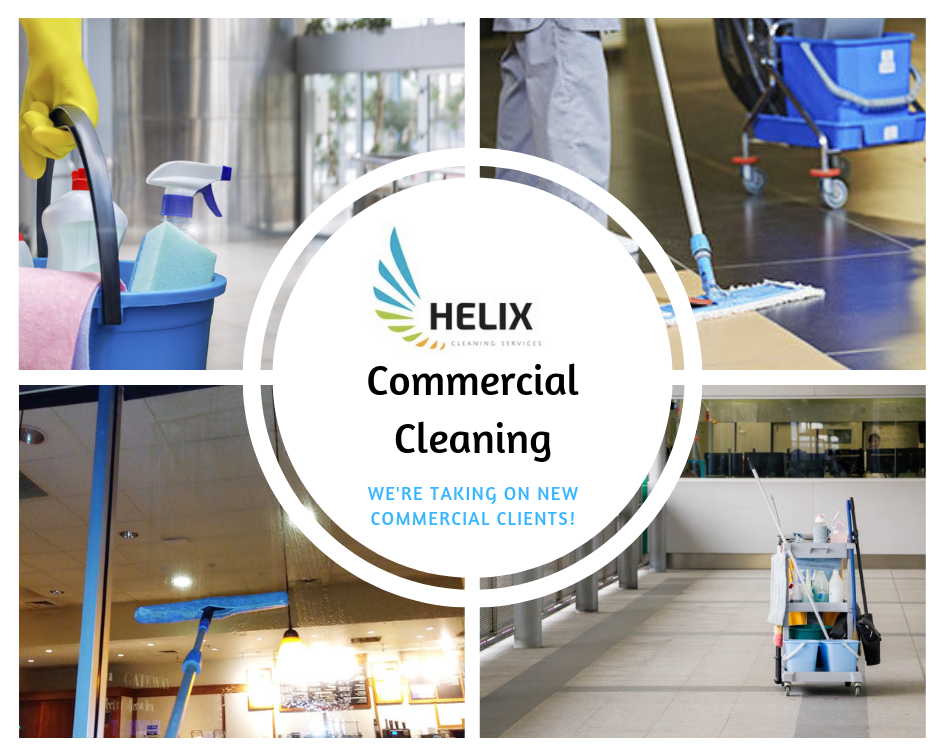 Commercial Cleaning Consultation