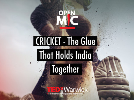 Cricket — The Glue That Holds India Together