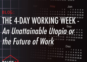 The 4-day Working Week — an Unattainable Utopia or the Future of Work?