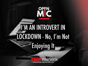 I'm an Introvert in Lockdown — No, I'm Not Enjoying It