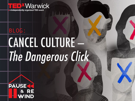 Cancel Culture — The Dangerous Click