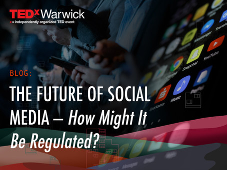 The Future of Social Media — How Might It Be Regulated?