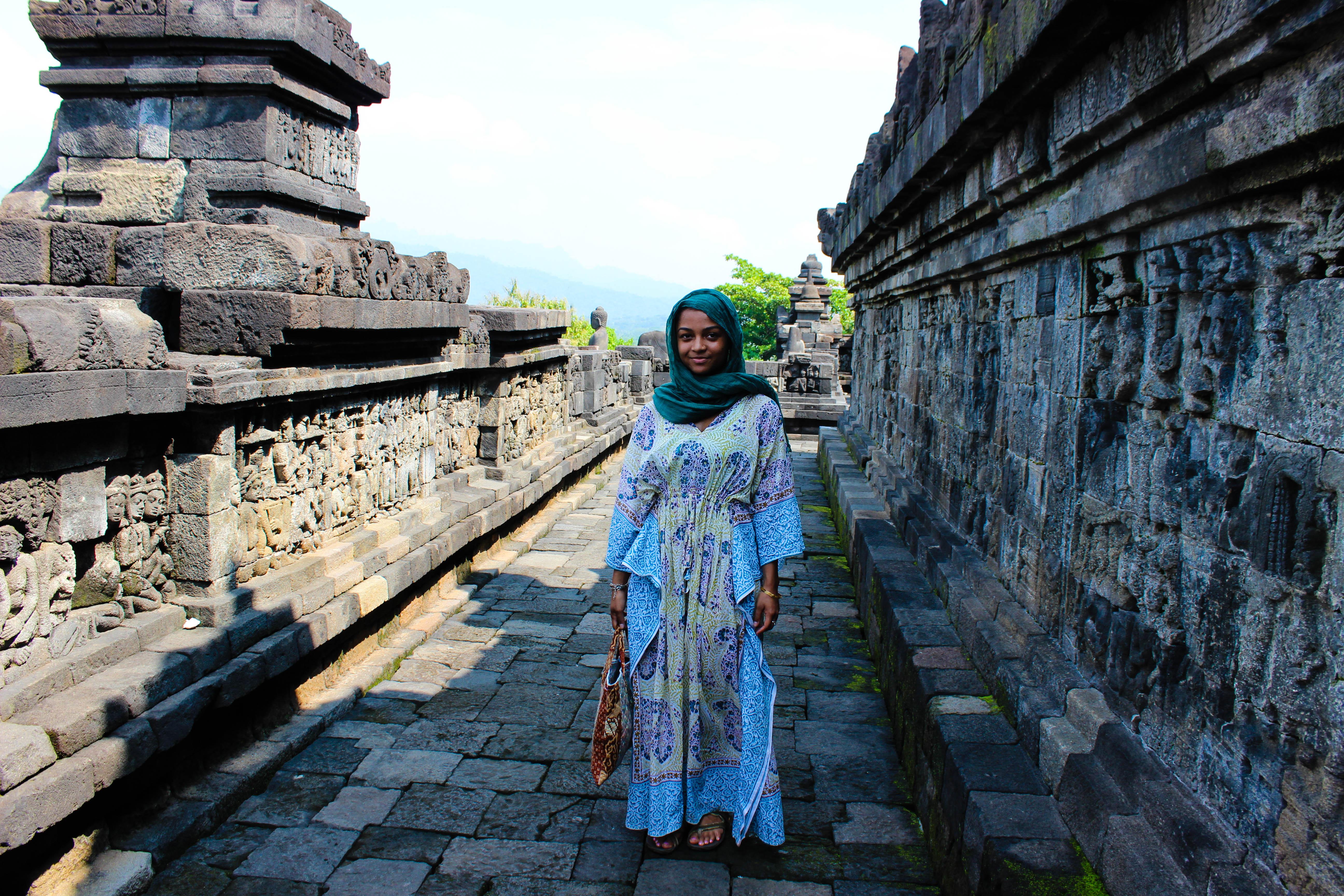 MichellePeng_BorobudurTemple2_JavaIndonesia