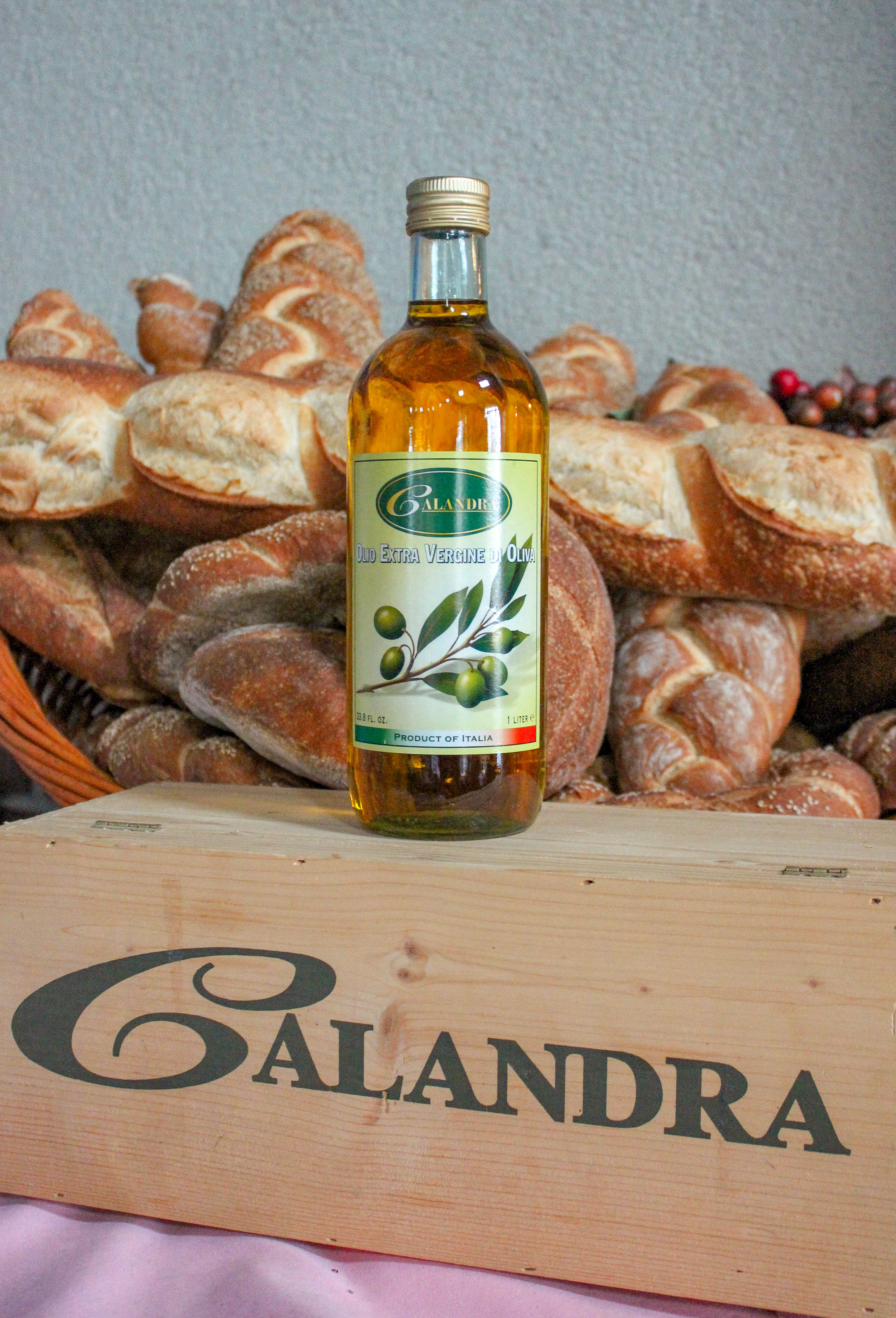 Calandra's Olive Oil