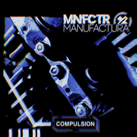 Crunch Pod 2021 - the new EP from the master of disaster, MANUFACTURA featuring NMX & Dirty K