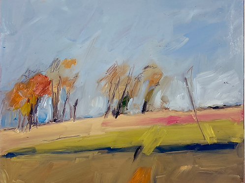Trees, Davis Mill II