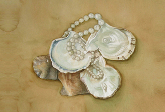 Pearls From Oysters