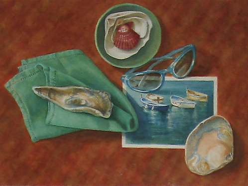 Summer Collection of Mollusks and Memories