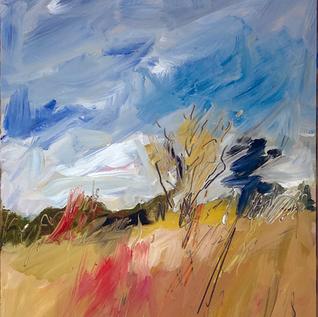 Meadow, Bartram's Garden II