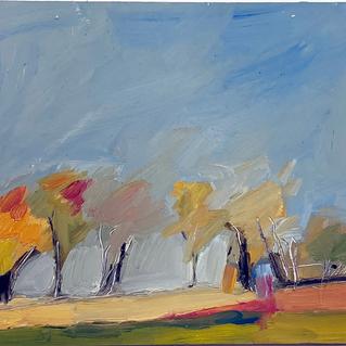 Trees, Davis Mill
