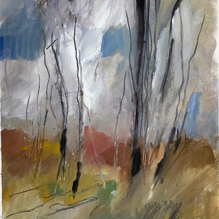 Trees, Tyler House