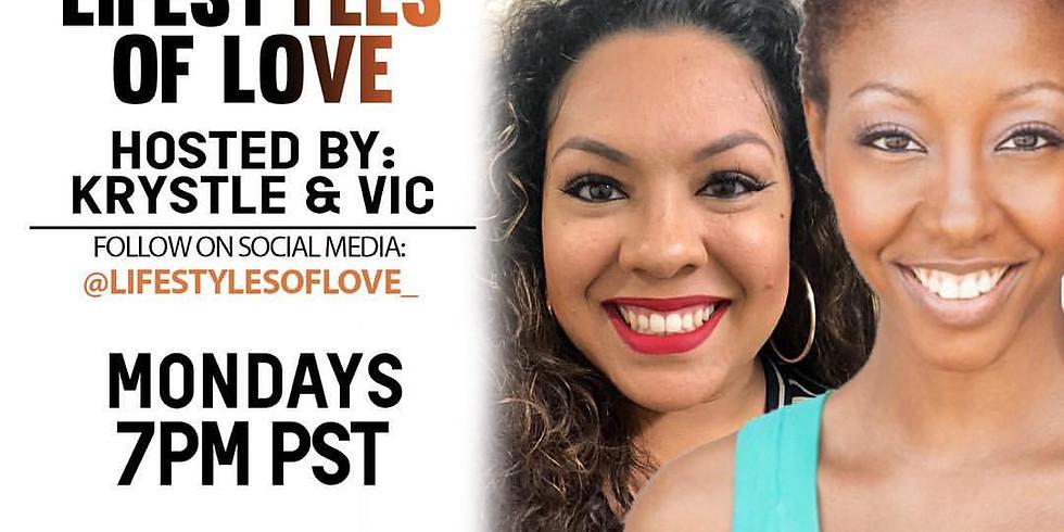 National HIV Testing Week Interview on Lifestyles of Love Talk Radio