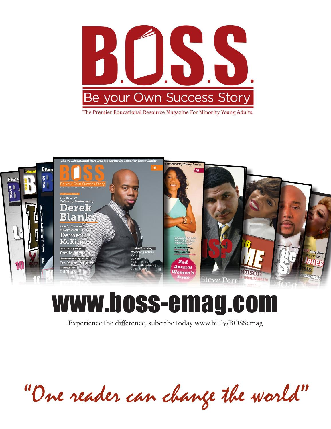B.O.S.S. EMag
