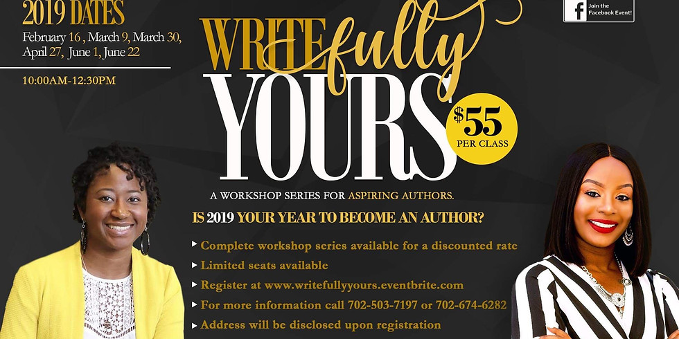 Writefully Yours Workshop