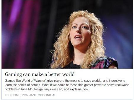 Podem os jogos mudar o mundo?