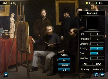Jogo digital para quem se liga em História da Arte
