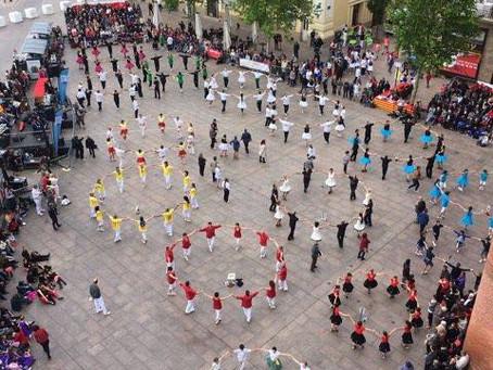Championnat International de Sardanes
