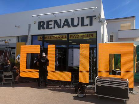 Lancement Renault Clio V