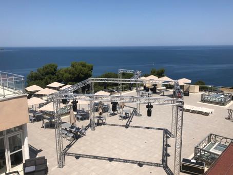 Soirée à Banyuls-sur-Mer