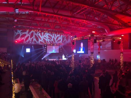 Vœux 2020 à St-Laurent-de-la-Salanque