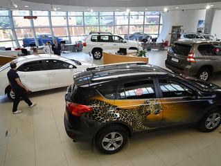 Эксперт рассказал, возникнет ли дефицит автомобилей на российском рынке