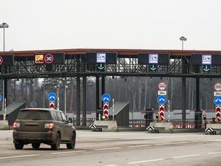 Штрафы за не оплату проезда по платным дорогам станут ниже, интервью Антона Шапарина