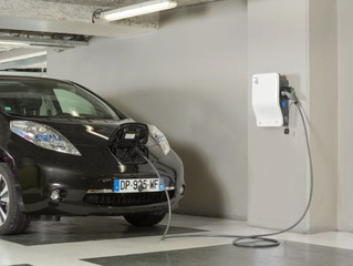 На подземных паркингах разрешат установку оборудования для зарядки электромобилей