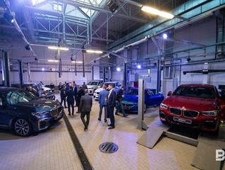 В первый год пандемии в РФ увеличилось число автомобильных дилеров на 5%