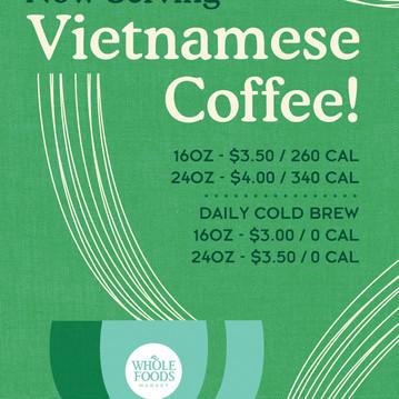 Vietnamese Coffee Poster