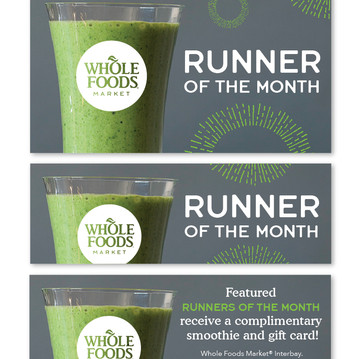 Runner of the Month Web Ads