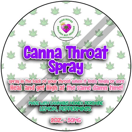 CBD Throat Spray
