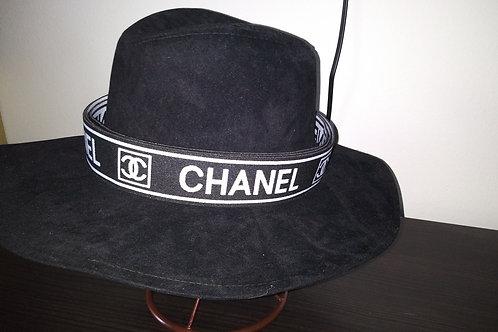 Oversized Black With Designer Bands