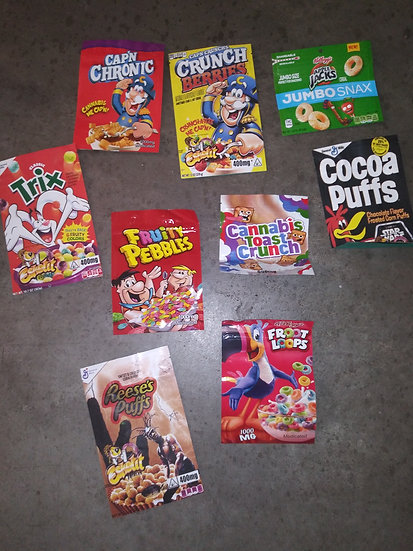 CANNA Cereal
