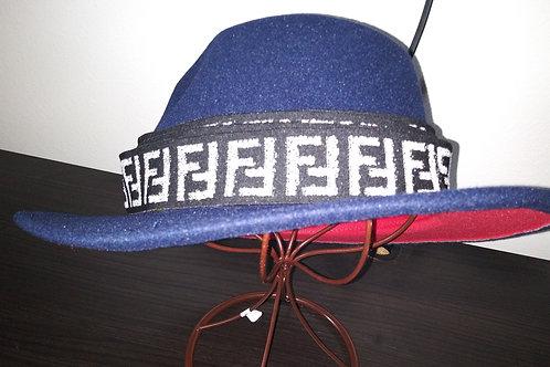 Royal Blue With Designer Bands