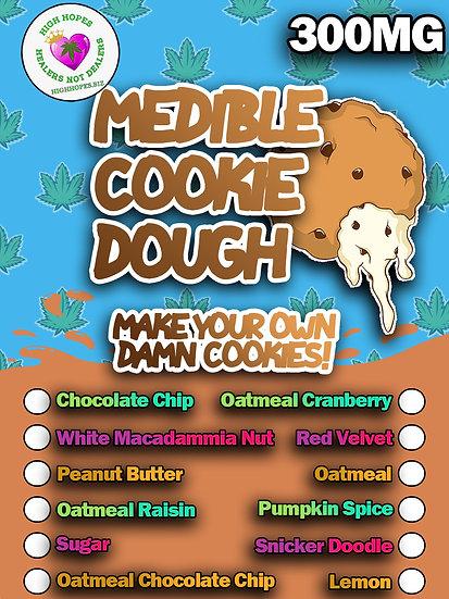 Medible Cookie Dough