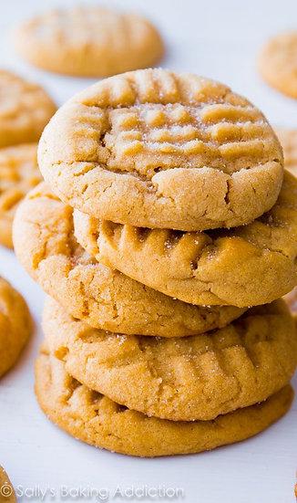 Canna Peanut Butter Cookies